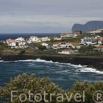 Bahia Das Cantendas. (En el s.XVI los españoles intentaron conquistarlas). Isla de TERCEIRA.
