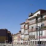 Barrio de Riberira. Ciudad de OPORTO. Portugal