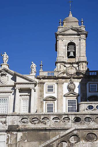 Iglesia de San Francisco. En el Plaça do Infante. Ciudad de OPORTO. Portugal
