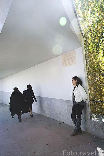 Museo Serralves de Arte Contemporaneo. Ciudad de OPORTO. Portugal