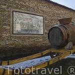 Antiguas fotos en Blanco y Negro mostrando la vida a primeros del siglo pasado. Quinta Avessada cerca de la población de FAVAIOS. Valle del Duero. Portugal