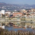 Población de REGUA. Valle del Duero. Portugal