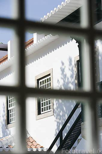 Quinta de la Pacheca. Cerca de la poblacion de REGUA. Valle del Duero. Portugal