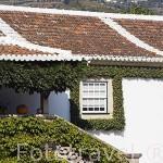Decoracion exterior. Quinta de la Pacheca. Cerca de la poblacion de REGUA. Valle del Duero. Portugal