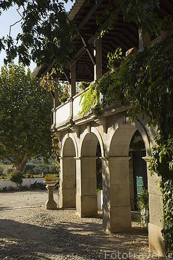 Quinta La Pacheca. Cerca de la población de REGUA. Valle del Duero. Portugal