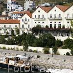 Hotel Vintage House junto al rio Duero. Poblacion de PINHAO. Valle del Duero. Portugal