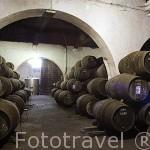 Bodegas de vino oporto Croft. Zona de Gaia. Ciudad de OPORTO. Portugal