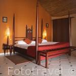Habitacion.Hotel Lamantin Beach. En Saly. Senegal. Africa