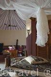 Habitacion. Le Roal Lodge. En Palmarin Mbour.Delta del Saloum. Senegal. Africa