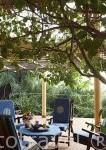 Hotel La Source aux Lamantins. Poblacion de Djilor. Delta del Saloum. Senegal. Africa