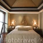 Habitación. Hotel The Peninsula. BANGKOK. Tailandia