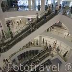 Centro comercial Siam Paragon. Ciudad de BANGKOK. Tailandia