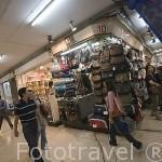 Centro comercial Siam Square con todo tipo de ropa y accesorios. Ciudad de BANGKOK. Tailandia
