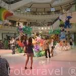 Centro comercial Central World. Ciudad de BANGKOK. Tailandia