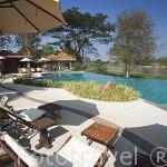 Piscina del hotel The Legend. Muang. CHIANG RAI. Tailandia