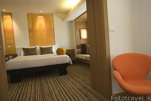 Hotel moderno D2. CHIANG MAI. Tailandia