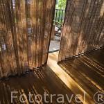 Habitacion. Hotel - Spa Pimalai. Sur de la isla de KO LANTA YAI. Tailandia