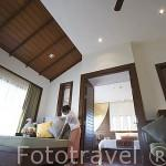 Habitación. Hotel Spa Amari Trang sobre el Mar de Andaman. TRANG. Tailandia