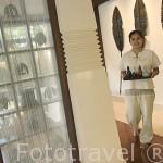 Spa. Hotel Spa Amari Trang sobre el Mar de Andaman. TRANG. Tailandia