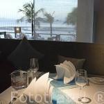Restaurante. Hotel Spa Amari Trang sobre el Mar de Andaman. TRANG. Tailandia
