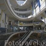 Cines. Interior del moderno centro comercial Oviedo. Departamento de Antioquia. MEDELLIN.Colombia