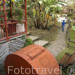 """Pueblo turistico """"paisa"""" de Tutucan. Municipio de RIONEGRO. Departamento de Antioquia. Colombia."""
