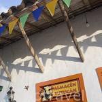 """Tienda de artesanias. Pueblo turistico """"paisa"""" de Tutucan. Municipio de RIONEGRO. Departamento de Antioquia. Colombia."""