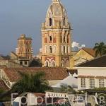 Torre de la Catedral (Basilica la Menor). Ciudad Vieja. CARTAGENA DE INDIAS. Colombia