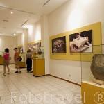 Museo del complejo arqueológico Joya de Cerén. Al noroeste de San Salvador. El Salvador. Centro américa.