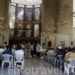 Interior de la catedral metropolitana. Ciudad de SAN SALVADOR. El Salvador. Centro américa.