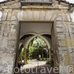 Fachada renacentista del Palacio de Viana. Ciudad de CORDOBA. Patrimonio de la Humanidad. Andalucia. España