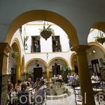 Taberna los Deanes. Calle Deanes 6. Ciudad de CORDOBA. Patrimonio de la Humanidad. Andalucia. España