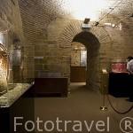 Interior del museo de las 3 Culturas. Ciudad de CORDOBA. Patrimonio de la Humanidad. Andalucia. España