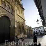 La Puerta del Perdon. Mezquita Catedral. Ciudad de CORDOBA. Patrimonio de la Humanidad. Andalucia. España
