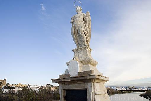 Puente romano. Ciudad de CORDOBA. Patrimonio de la Humanidad, UNESCO. Andalucia. España