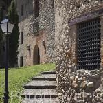 Castillo de Villafranca. Población de VILLAFRANCA DEL BIERZO. Provincia de Leon. España. Spain