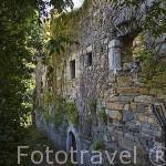 Antiguo monasterio en MONTES DE VALDUEZA. Municipio de Ponferrada. Provincia de Leon. Castilla y Leon. España. Spain