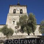 Torre del Reloj. Población de MOLINA SECA. Provincia de Leon. Castilla y León. España. Spain
