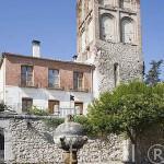 Fuente de Santa Marina hecha con pilas bautismales. Pueblo de CUELLAR. Comarca de Tierra de Pinares. Segovia. Castilla y León. España