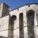 Iglesia de San Pedro. s.XI. Su torre es de estilo gotico. Pueblo de CUELLAR. Comarca de Tierra de Pinares. Segovia. Castilla y León. España