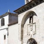 Capilla y hospital de la Magdalena, s.XV. Pueblo de CUELLAR. Comarca de Tierra de Pinares. Segovia. Castilla y León. España
