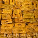 Chochitos de Cuellar. Restaurante San Francisco. Pueblo de CUELLAR. Comarca de Tierra de Pinares. Segovia. Castilla y León. España