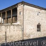 Casa en el pueblo de AGUILAFUENTE. Comarca de Tierra de Pinares. Segovia. Castilla y León. España