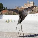 Museo de los Angeles. Pueblo de TUREGANO. Comarca de Tierra de Pinares. Segovia. Castilla y León. España