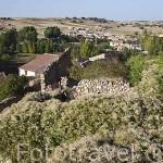 Pueblo de CABALLAR. Comarca de Tierra de Pinares. Segovia. Castilla y León. España