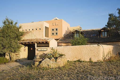 Casa rural De Hechizo. CARRASCAL DE LA CUESTA. Comarca de Tierra de Pinares. Segovia. Castilla y León. España