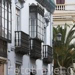 Calle Agua o Nava y Grimón. SAN CRISTOBAL DE LA LAGUNA. Patrimonio UNESCO. Tenerife. Islas Canarias. España