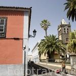 "Iglesia y exconvento de San Agustin. S.XVI. (Instituto de Canarias ""Cabrera Pinto""). En calle San Agustin. SAN CRISTOBAL DE LA LAGUNA. Patrimonio UNESCO. Tenerife. Islas Canarias. España"