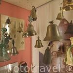 Museo de la campana. (Musee de la Cloche) de la empresa Paccard. Poblacion de SÉVRIER. Alta Saboya. Rhones Alpes. Francia.