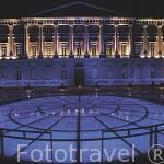 El Palacio de Justicia. Ciudad de CHAMBERY. Rhones Alpes. Francia
